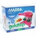 Aquarium MARINA Cool 14 Goldfish rose