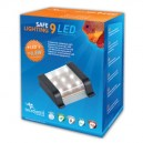 TECATLANTIS Safe Lighting 9 LED - Eclairage pour aquarium